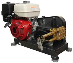 Pressure Cleaner - Belt Drive