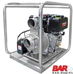 Water Transfer Pump - Diesel