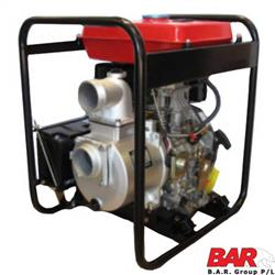 Water Transfer Pump - Diesel Standby