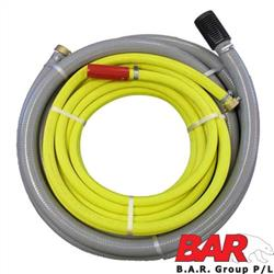 "1-1/2"" Bush Fire Hose Kit - Heavy Duty"