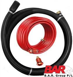 "2"" Bush Fire Hose Kit - Medium Duty"