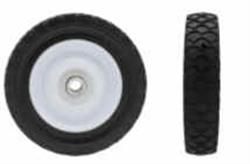 "6"" SEMI-PNUEMATIC LAWN MOWER WHEEL"