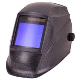Welding Helmet - Fire Metal