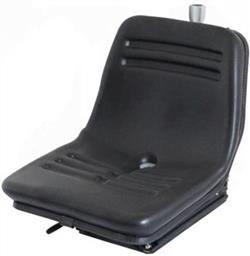Universal Tractor Seat - Black