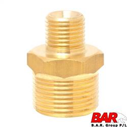 "1/4"" Bsp Male Threaded Nipple - M22"