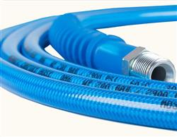 Car wash comfort hose - Blue