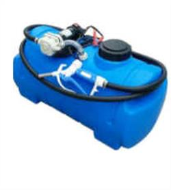 DC Adblue pump with tank AD100E