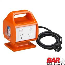 Portable Power Box 10 Amp