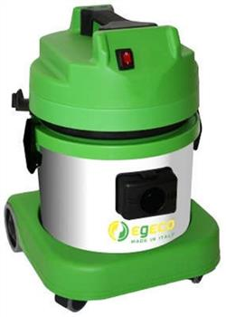 Vacuum, Fixed 21L Wet/Dry, Poly, 240V