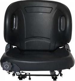 Industrial Seat - Black
