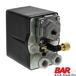 MDR3 10Amp Pressure Switch