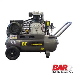 50L Air Compressor - Professional Belt Drive