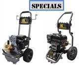Pressure Washer Bargains
